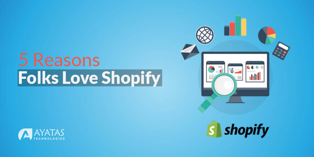 5 Reasons Folks Love Shopify in California