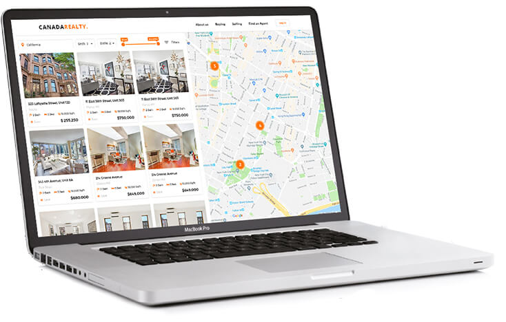 interactive mapsearch