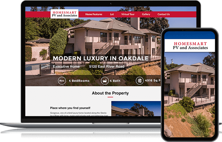 unlimited single property pages