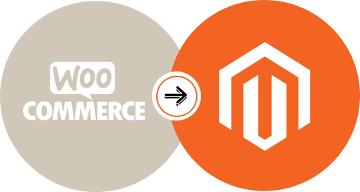 woo commerce to magento migration
